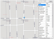 Convert lat/long coordinates to a street address Get county, elevation & more