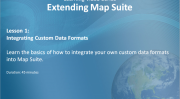 Integrating Custom Data Formats